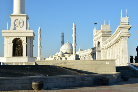 View in Astana, capital of Kazakhstan