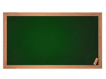 exhaustive: Empty board Stock Photo