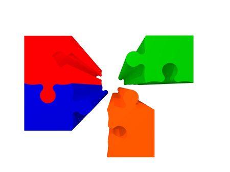 3d: puzzles 3d