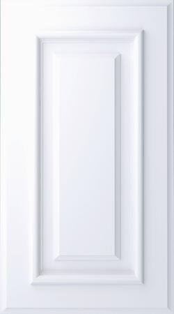 Witte keuken kastdeur
