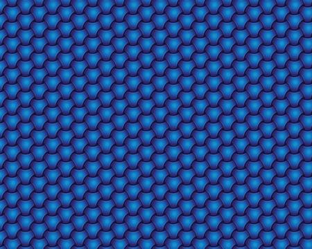 dark blue metal seamless pattern  Vector