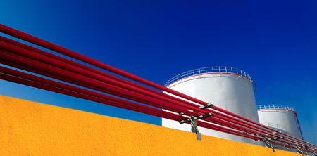 petrolium: rafinery
