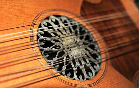 lute: lute strings