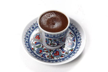turkish coffee: turkish coffee Stock Photo