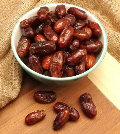 arabian food: date fruit
