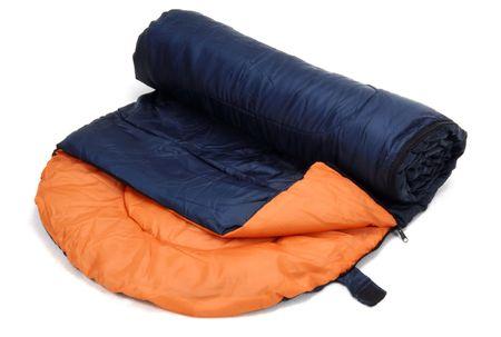 sleeping bag: sleeping bag for use at the camping
