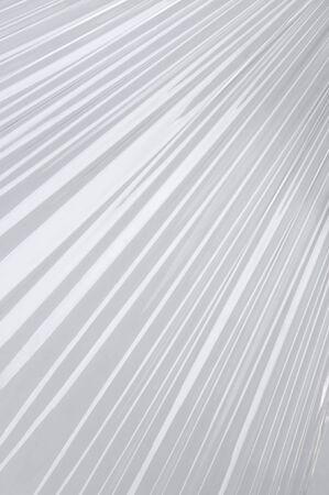 weiße Strech Film Textur für Hintergrund-Nutzung  Standard-Bild