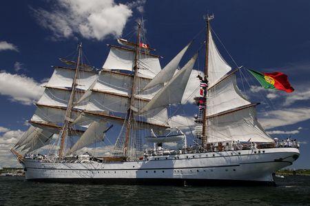 Tall Ship Parade Halifax