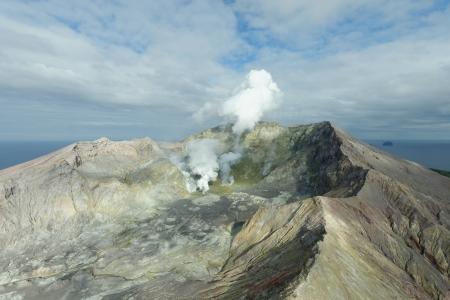 Active Volcano New Zealand