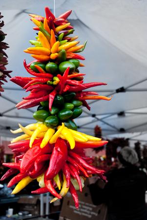 Hot Pepper Фото со стока