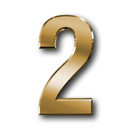 number two: gold-2