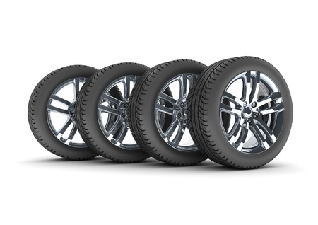 tire 版權商用圖片 - 12215082