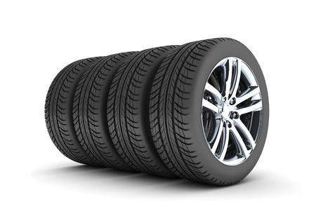 tire service: tire