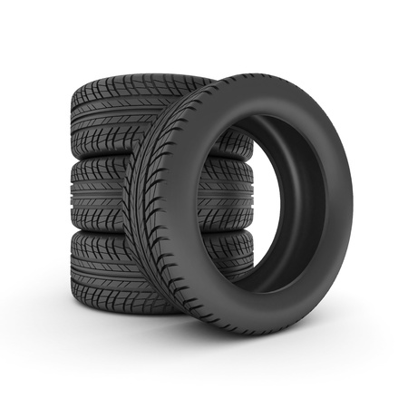 tire Stock Photo - 12237344