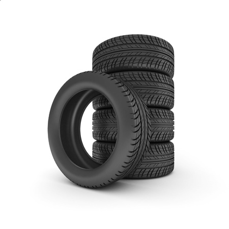 tire Stock Photo - 12237341
