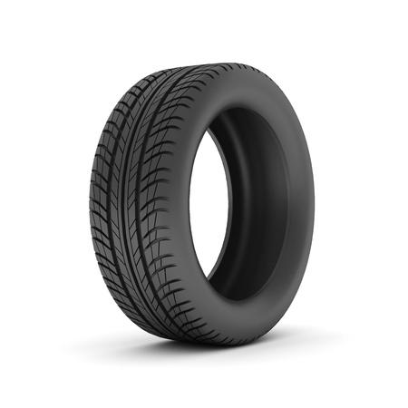 neumaticos: neumático Foto de archivo