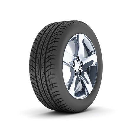 tire Stock Photo - 27361278