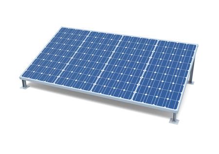Solar Panels Фото со стока - 29656309