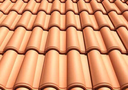 roof tile: roof tile