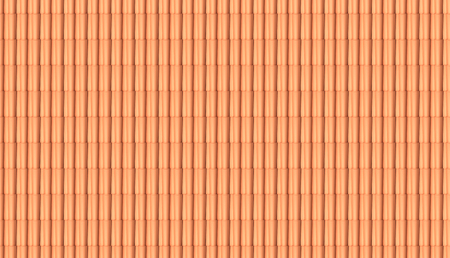 roof tile. Seamless pattern. Stock Photo