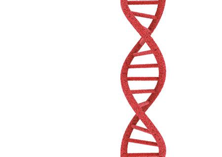 rood DNA Stockfoto