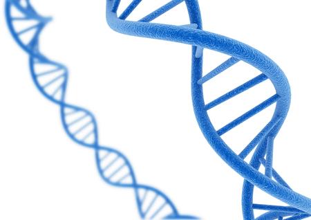 Blue DNA. Zdjęcie Seryjne