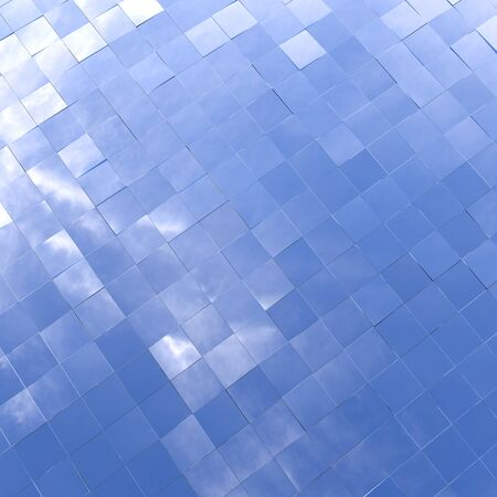 background with squares.