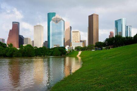 Houston Texas Stock Photo