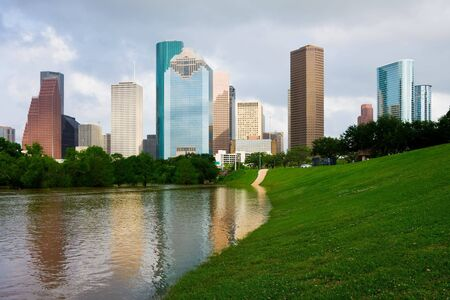 houston:   Houston Texas Stock Photo