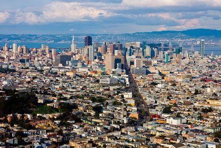 위에서 샌프란시스코