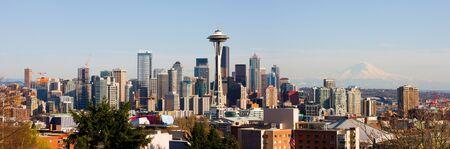 pano: Seattle panorama