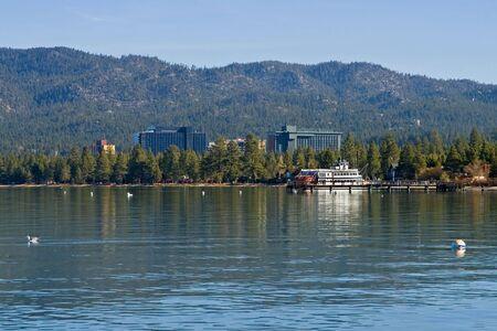 tahoe: South Lake Tahoe