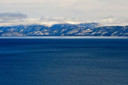 Lake Tahoe in Winter Stock Photo - 6148802