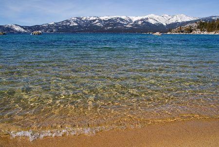 Lake Tahoe in Winter Stock Photo - 6146817