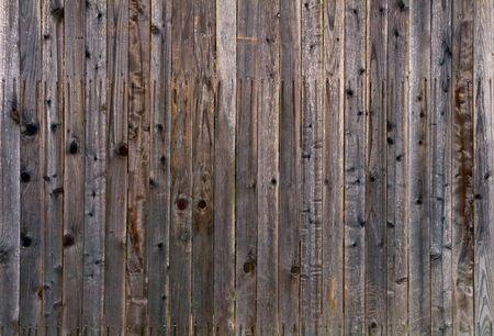 puertas de madera: Fondo antiguo de valla, textura