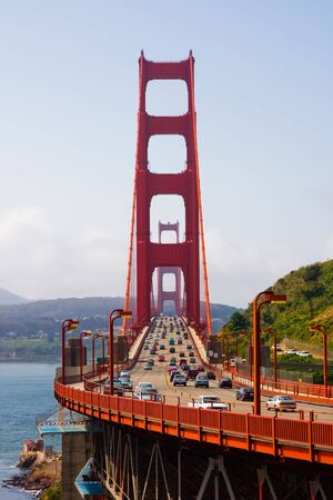 Golden Gate Bridge in San Francisco photo