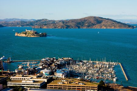 San Francisco aerial view Stock Photo - 6311960
