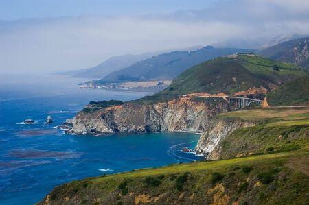steinbeck: Big Sur California Coast