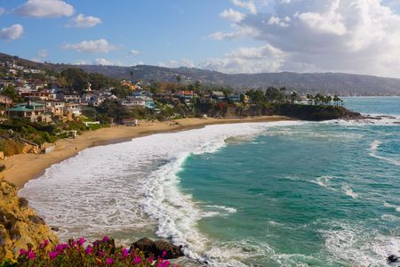 Laguna Beach, Crescent Cove  photo