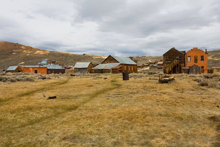 Bodie (ghost town), California photo