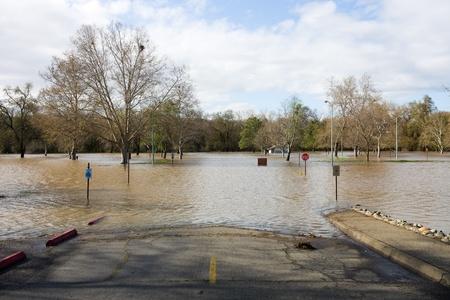 environmental damage: Flood