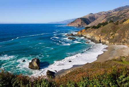 california coast: California Coast