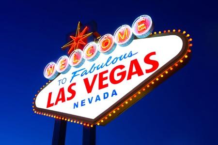 Bienvenue sur Fabulous Las Vegas signe
