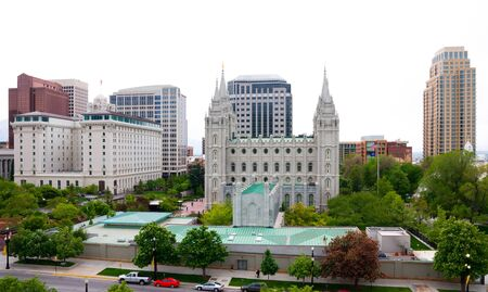 mormon: Salt Lake City, Utah