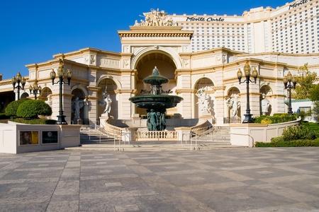carlo: Monte Carlo Casino in Las Vegas