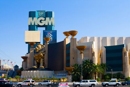 MGM Casino in Las Vegas