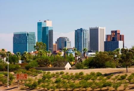 fenice: Phoenix Arizona Archivio Fotografico