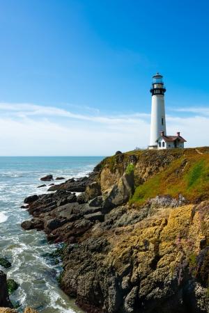 ピジョン ポイント灯台カリフォルニア州