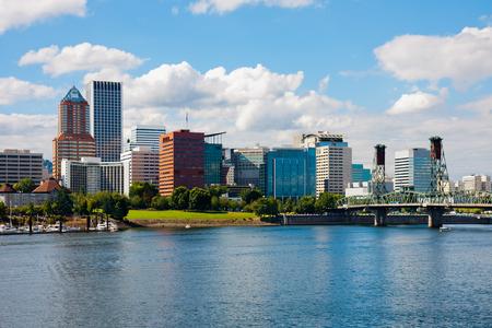 Portland Oregon  Reklamní fotografie