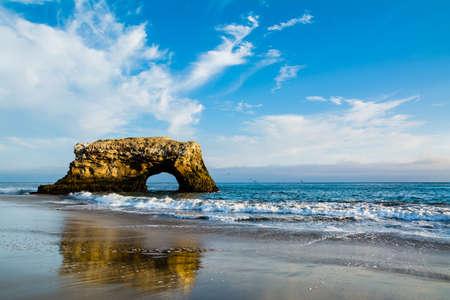natural bridge: Natural Bridge in Northern California